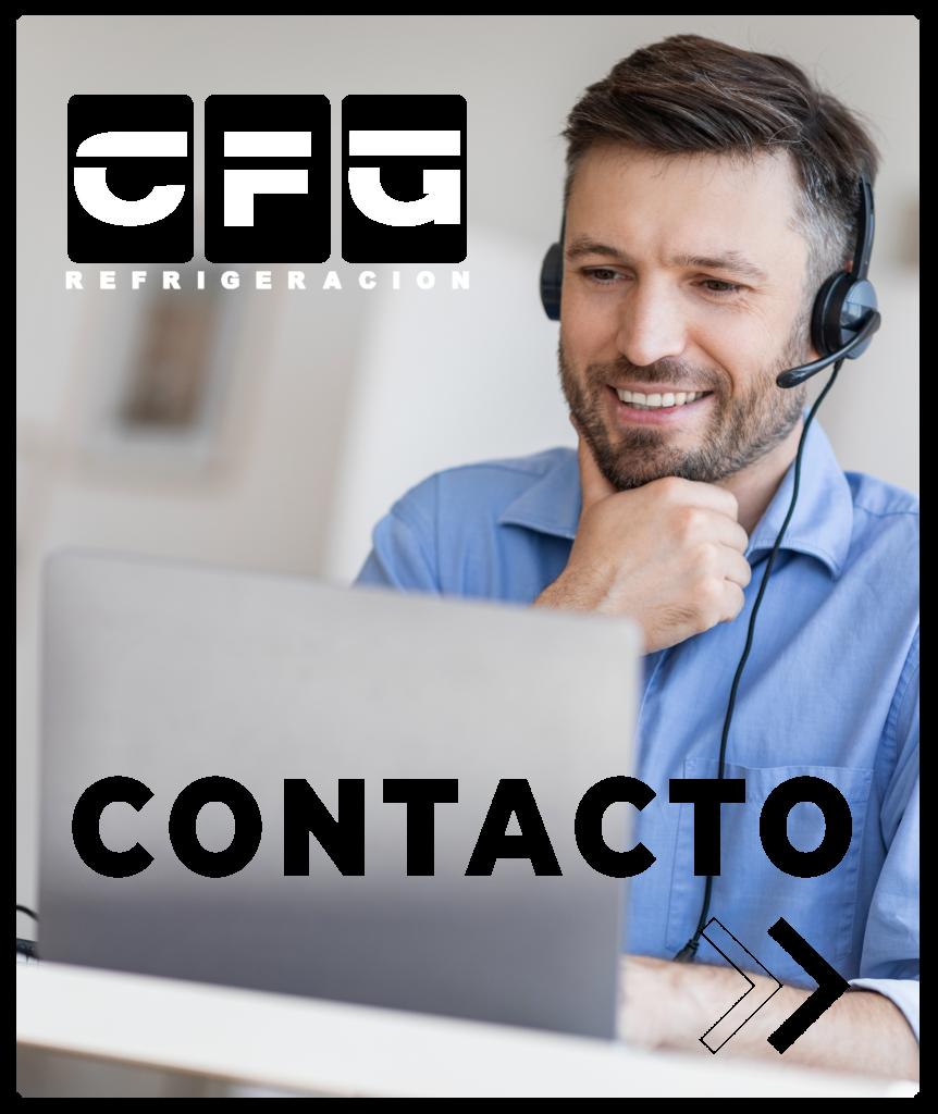CFG Regrigración Contacto