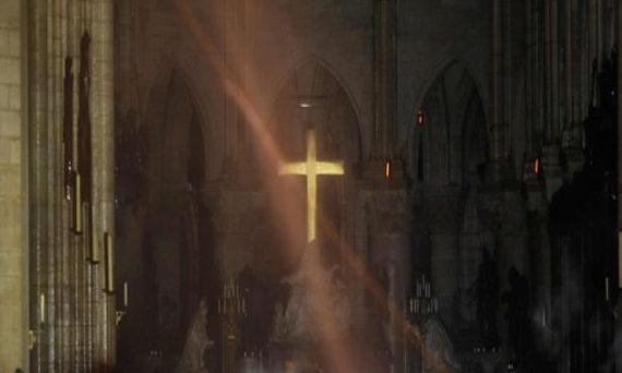 Notre-Dame-Cross