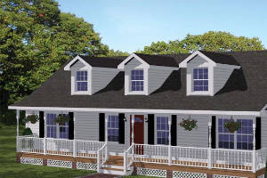 Country House Plan 526