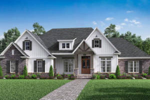 Craftsman House Plan 041-00174