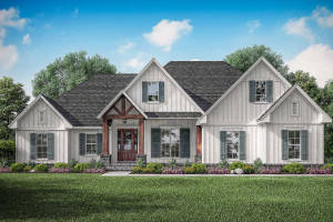 Craftsman House Plan 041