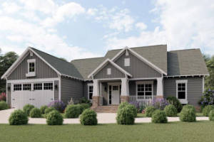 Craftsman House Plan 348