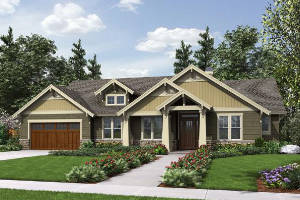Craftsman House Plan 2559