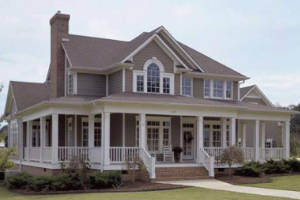 Farmhouse House Plan 9401
