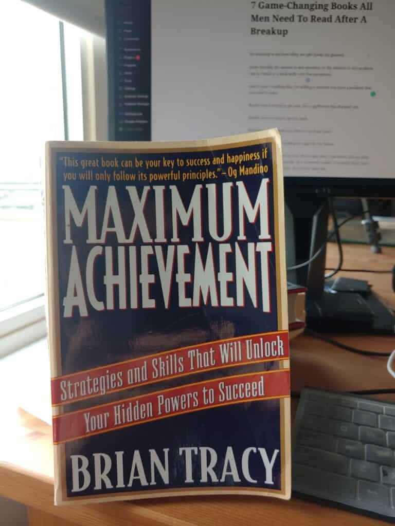 Maximum Achievement by Brian Tracy