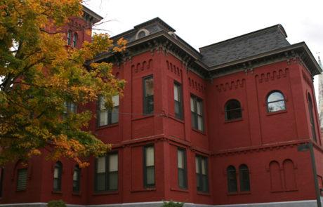 Academy Square Apartments - Exterior