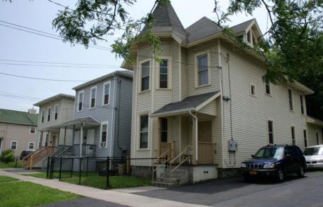 Catherine Street Houses
