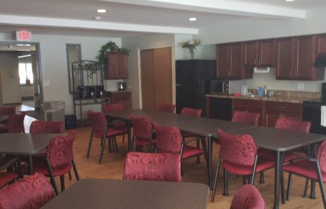 Bishop Ludden Community Room