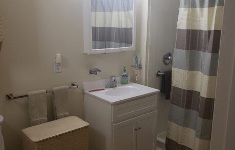 Bishop Ludden Bathroom