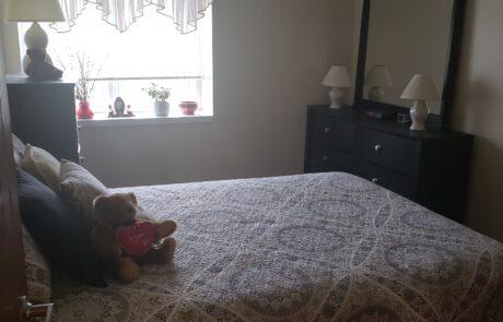 Bishop Ludden Bedroom