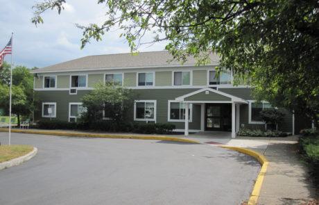 Bishop Harrison Apartments