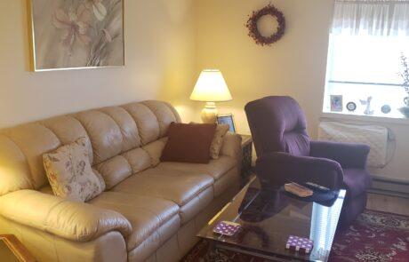 Bishop Ludden Living Room
