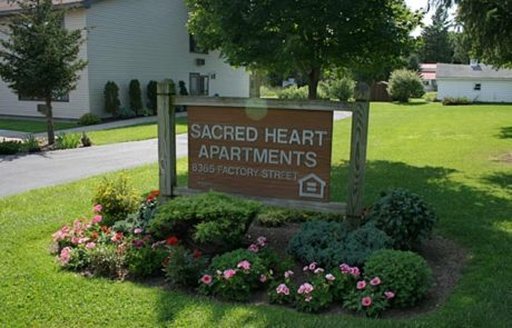 Sacred Heart Apartments