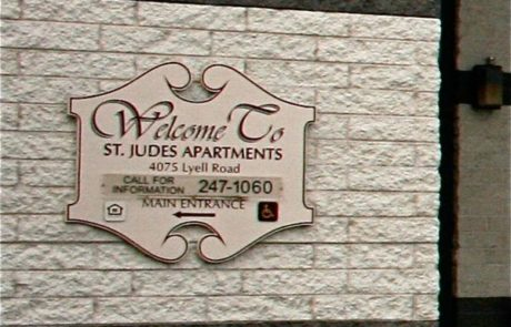 St. Jude Apartments