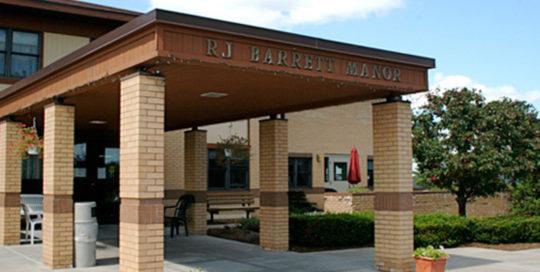 Barrett Manor