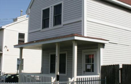 Oswego St. Town Houses