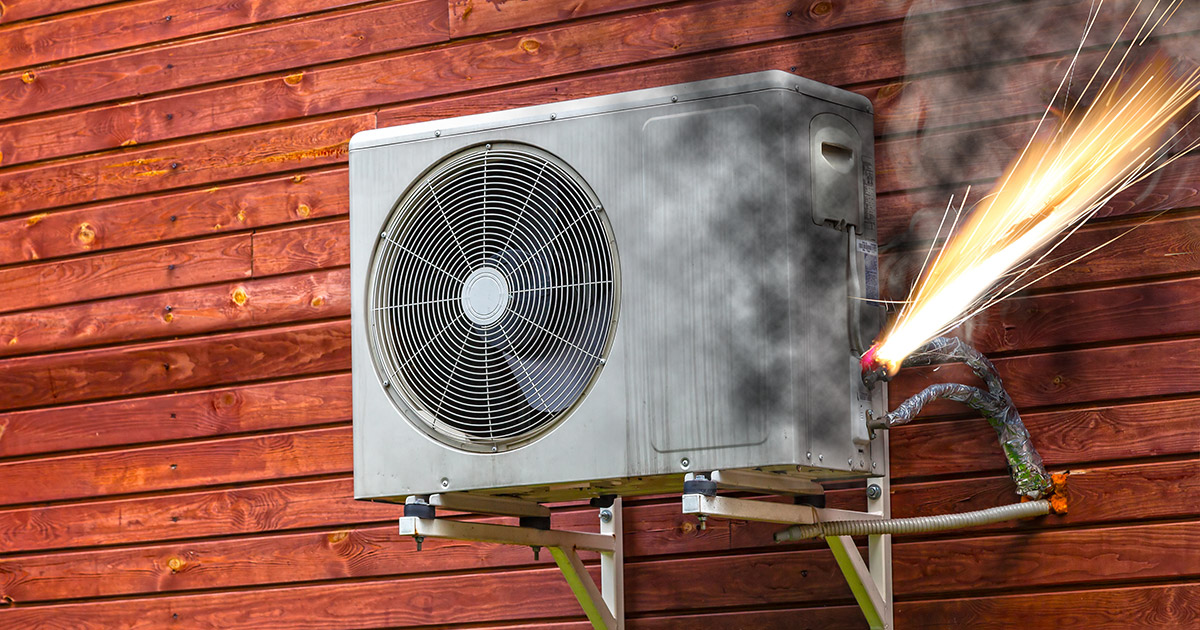 6 Common Signs Your Air Conditioner Is Not Working