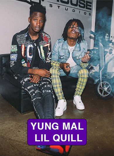YUNG-MAL-LIL-QUILL