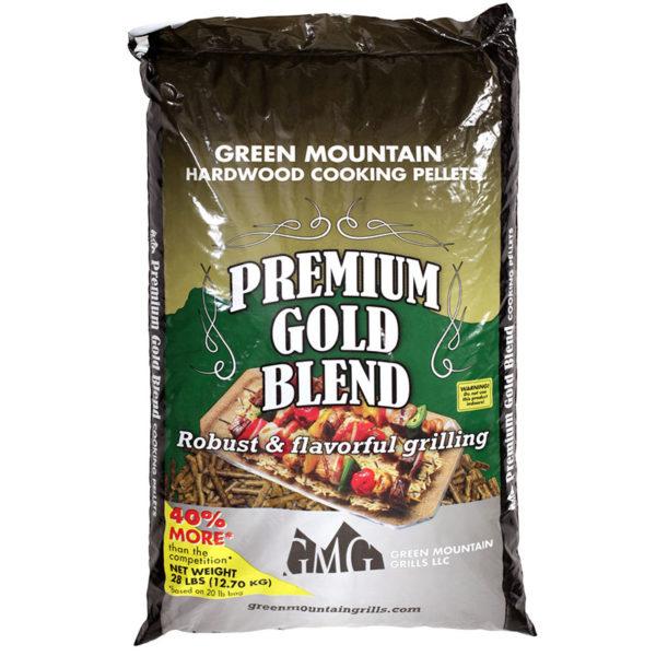 Premium Gold Blend Pellets