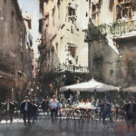 Getting to know the artist, Joseph Zbukvic