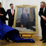 Gavin Glakas & the Unveiling of His Portrait of Virginia Governor Terry McAuliffe