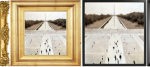 How to Frame Art: An Angled Approach