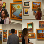 """GC Myers """"Truth and Belief"""" Opening Reception"""