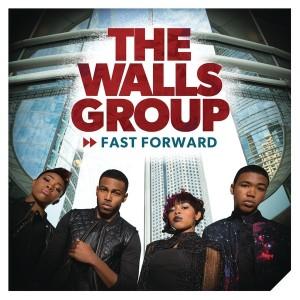 The Walls Group-Fast Forward-Album Artwork