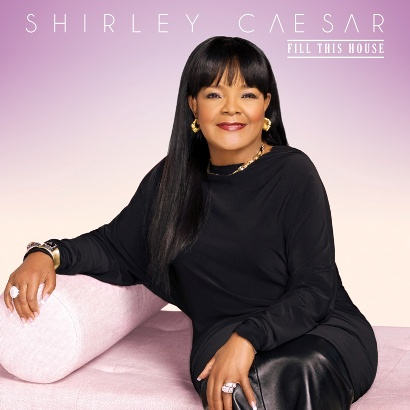 Shirley Caesar- Fill This House - smaller