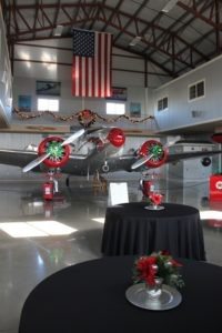 corporate events at cal aero aviation country club