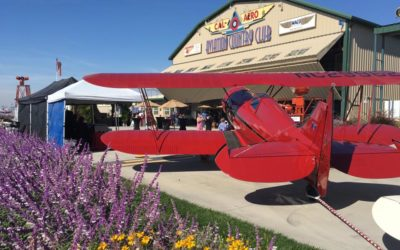 Cal Aero Aviation Club is a Unique Venue for Traditional Events