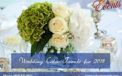 Colors to Paint Weddings in