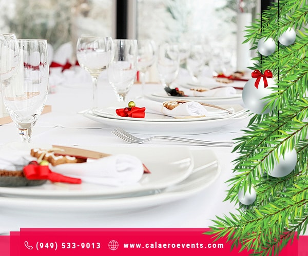 Have an Enchanted Christmas Party Ideas