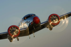Rent the Lockheed 12A Electra Junior