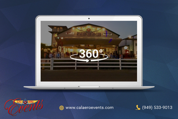 The Use of 360° Videos for Events