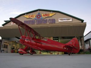 Waco ZPF-7 The Z at Cal Aero Aviation Club For Rent