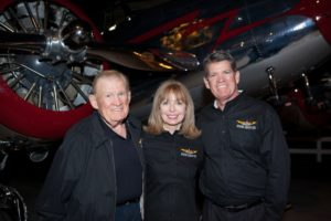 about us cal aero events - Neil Susan and Les Whittlesey