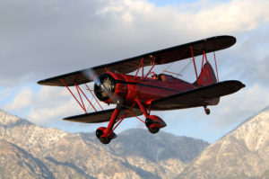 """Our Waco ZPF-7 Biplane is """"Z"""" Best Rent our biplane as pretty in the air as on the ground!"""