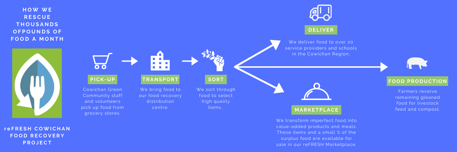 Food Recovery Infographic