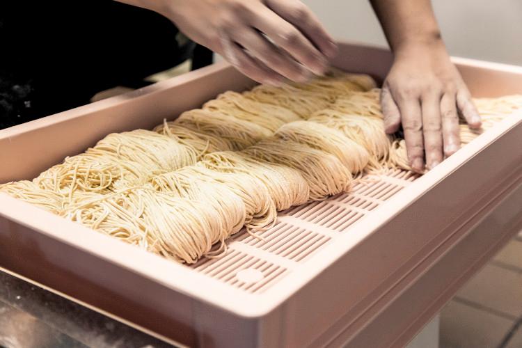 Nomiya Handmade Noodles Ramen Japan Food