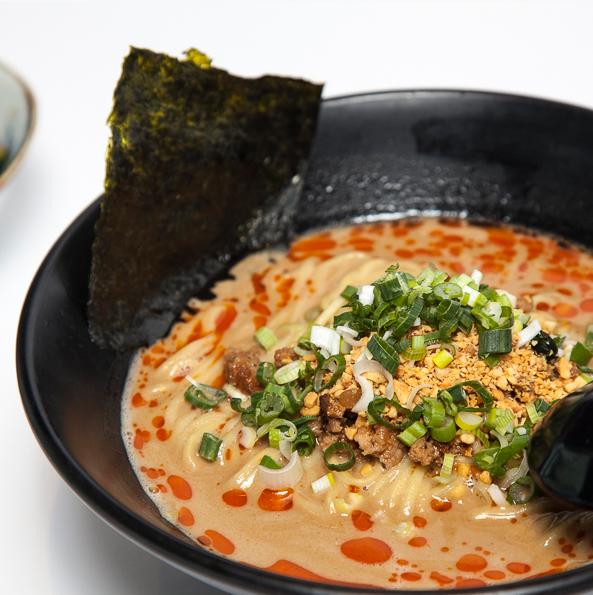 Ramen Flavour Toppings Recipe Nomiya