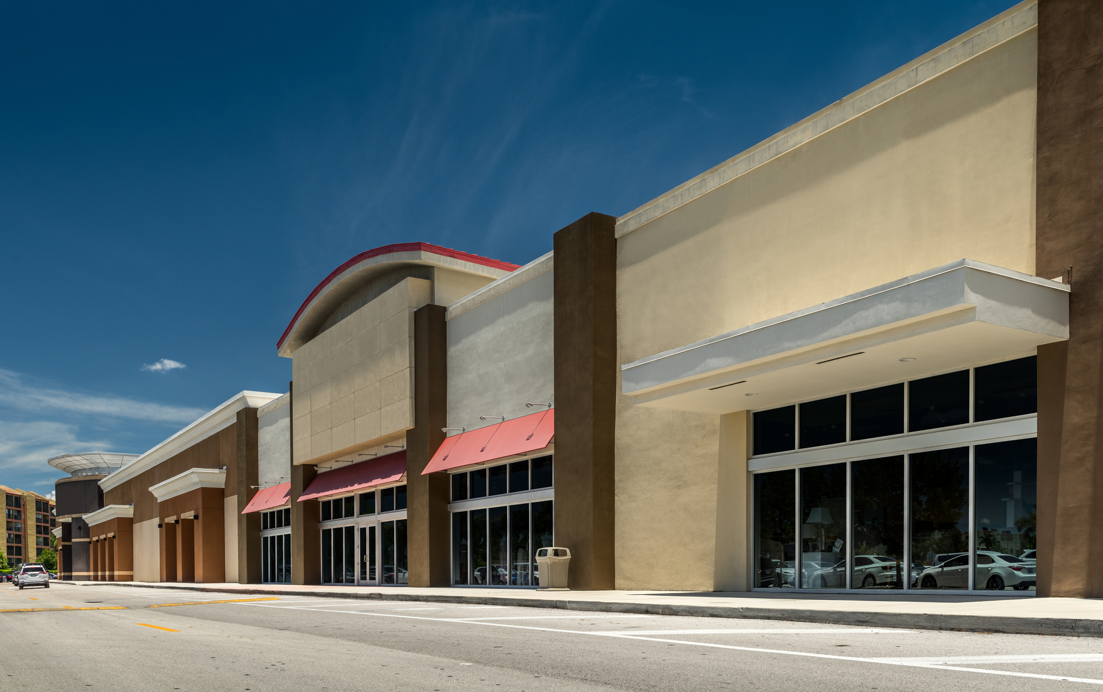 example of commercial property
