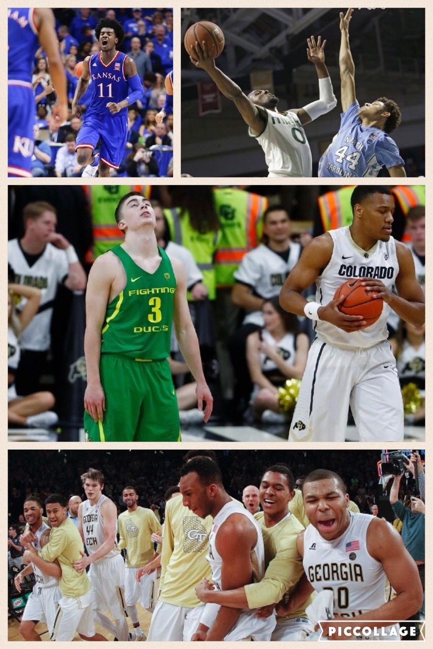 College basketball has been madness…and it's only January…