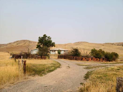 Pryor Creek Property