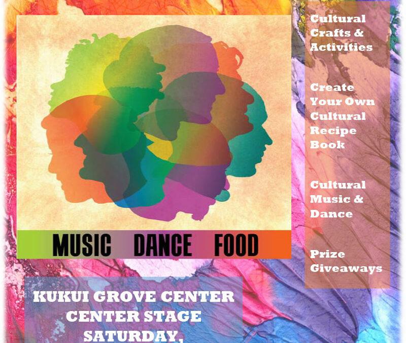 KE KAHUA O KA MALAMALAMA Kaua`i Cultural Festival