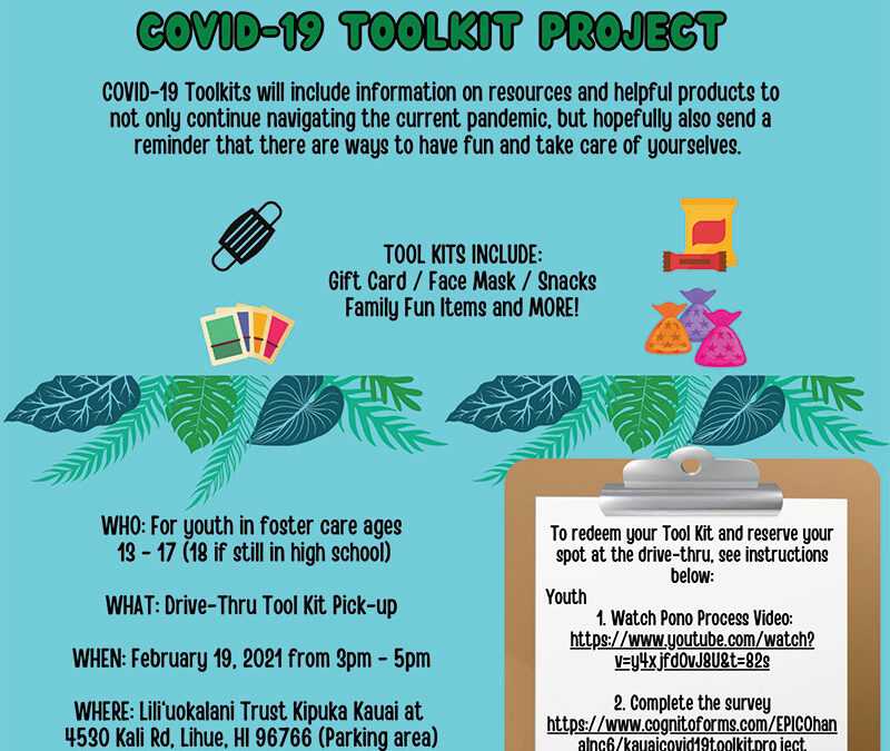 COVID-19 Toolkit Project