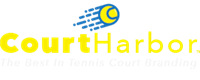 CourtHarbor – Patented Tennis Court and Facility Branding