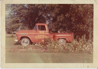 young welding first truck