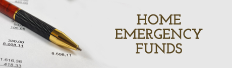 Home Emergency Funds