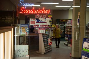 Super sandwich - JD